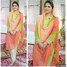 Sanam Baloch isvery Beautiful looking in ary morning show