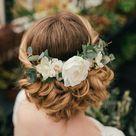 Verity Eucalyptus Wedding Bridal Hair Comb Accessory