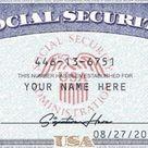 Portfolio - Social Security Card Template [Our Work]