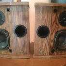 DBX Soundfield 3x2 RS Plus bookshelf speakers in very good condition
