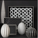 Black White Decor