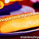 Pineapple Bread