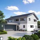 Großzügiges Einfamilienhaus mit Doppelgarage in Altdorf › Ecobau