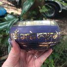 Large Crown Chakra Singing bowl