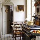 French Cottage Kitchens