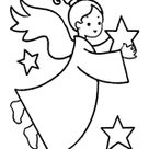 Christmas Bible / The Christmas Story, Coloring Pages