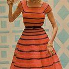 Очаровательные 50 е «New Look» от Christian Dior   Ярмарка Мастеров   ручная работа, handmade