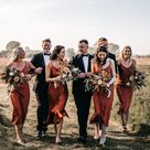 Spot 2019's Top Wedding Trends in this Boho-Glam Inspiration | Green Wedding Shoes