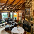 Cozy Lake Front Rustic Cabin - Cottages for Rent in Huntsville, Ohio, United States