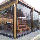 Residential Veranda Curtains - JHC Whangarei