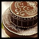 Henna Cake Designs