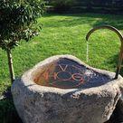 Die schönsten Gartenbrunnen