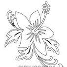 ᐈ Dibujos De Flores【GRATIS】Deliciosa Comida Para Pintar