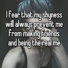 Anonymous Confessions