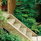 Gartentreppe selber bauen - 40 super Beispiele! - ArchZine