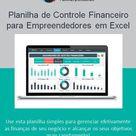 Planilha de Fluxo de Caixa em Excel 4.0
