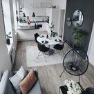 11+ anspruchsvolleische minimalistische Küchenideen, #bestbedroomdecorsmallspaces #k …