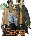 Saga Volume 1: Brian K Vaughan: Trade Paperback: 9781607066019