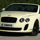 2010 Bentley Continental Supersports Convertible   price and specifications