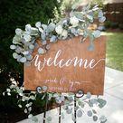 Wedding Welcome Sign, Welcome sign, Wedding Wood Welcome Sign, Wedding sign, Wood Wedding Sign, Wooden Wedding Sign, Wood, Rustic wed ww1  c