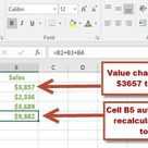 Excel Formulas for Beginners : How to Create, Copy, and Edit Simple Formulas