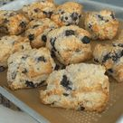 Recipe: Buttermilk scones with BC Blueberries  | Globalnews.ca