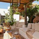 Mediterrane Gartengestaltung   31 attraktive Bilder   ArchZine
