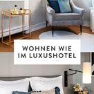 Interior wie im Luxushotel