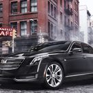 2016 Cadillac CT6 Begins Production in January, Pricing Starts at $53,495