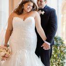 Lace Wedding Dresses | Form-Fitting Lace Wedding Dress | Stella York
