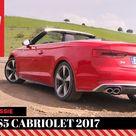 Audi S5 Cabriolet 2017   AutoWeek Review   English subtitles