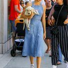 Kendall Jenner Has a Surprisingly Modest Summer Look