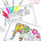 Free Kids Coloring Pages