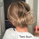 Two bun  2 min up do
