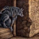 Egyptian Jackal