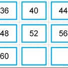 Classical Conversations MATH Hands-on Activities Guide-- Skip Counting Flashcards--Any Cycle