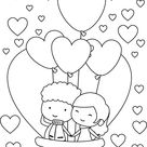 Love Coloring Pages - Best Coloring Pages For Kids