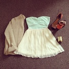 Teal Dress Outfits