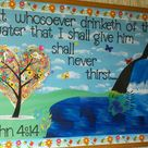 Religious Bulletin Boards
