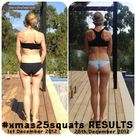 Squats Before After