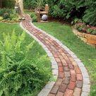 Gartenwege gestalten: Wie bauen wir einen Steinpfad