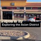 2 Spots to Try with Friends at Arizona's Asian District   Mesa, AZ