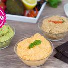 3 leckere 5 Minuten-Grill-Dips / Brotaufstriche / Sallys Welt