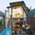 Articles about 8 cool aboveground pools on Dwell.com