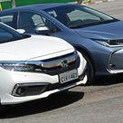 Corolla ou Civic Qual Carro é Melhor em Sua Versão Básica