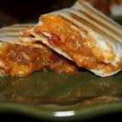 Shredded Beef Burritos