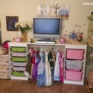 Toy Room Organization