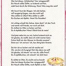 Apfelkuchentraum * Elkes Kindergeschichten