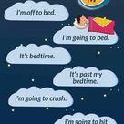 Quick Learn English : Ways to saye good night