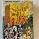 Monty Python Fluxx Card Game + Stretchy String New